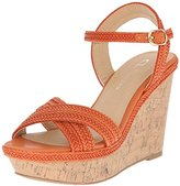 Chinese Laundry Women's Clara Braid Wedge Sandal
