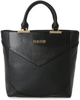 Kenneth Cole Reaction Black Right Angles Tote