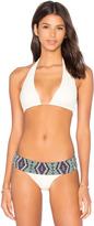 Pilyq Convertible Halter Bikini Top
