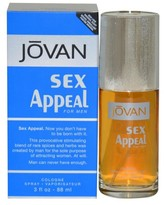 Jovan Men's Sex Appeal by Eau de Cologne Spray - 3 oz