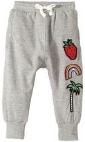 Munster Palace Fleece Pants Girl's Casual Pants