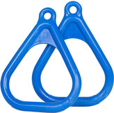 Swing Set Stuff Plastic Trapeze Rings