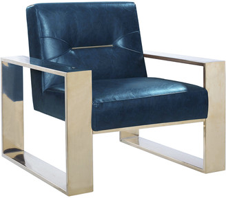 Navy Accent Chair Shopstyle