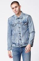 Levi's Denim Queen Wash Trucker Jacket
