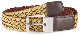 Bally Ripley Braided Leather Belt