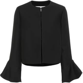 Valentino Wool and silk jacket
