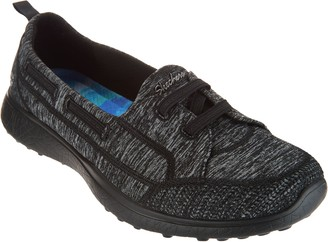 Skechers Microburst Bungee Slip-On Shoes -Topnotch