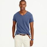 J.Crew Tall garment-dyed V-neck T-shirt