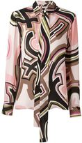 Emilio Pucci abstract print shirt