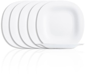 "Luminarc Carine Dinner Plate 10.5"" - Set of 6"