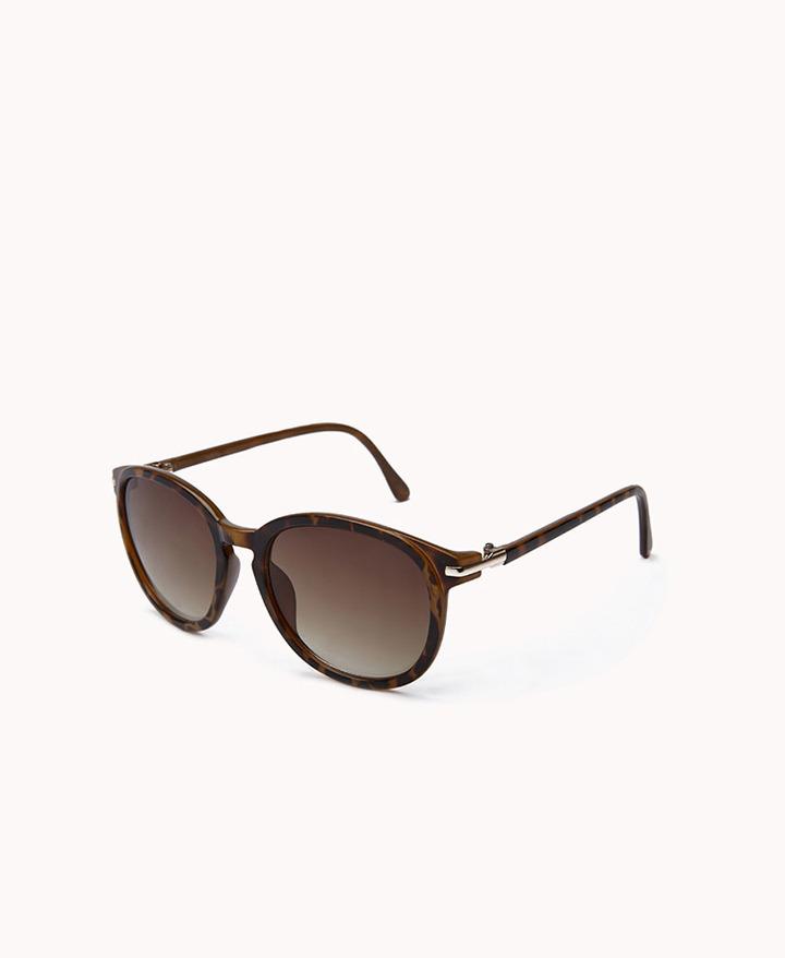 Forever 21 F8654 Round Sunglasses