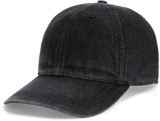 Madewell Faded Denim Baseball Cap