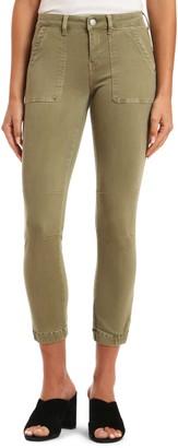 Mavi Jeans Twill Ankle Pants