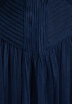 BCBGMAXAZRIA Mara Backless Dress