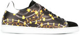 Marcelo Burlon County of Milan Benny sneakers - men - Leather/rubber - 40