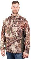 Men's Huntworth Oak Tree Camouflage 1/4-Zip Pullover - Men