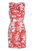 Yumi Floral Tulip Dress
