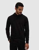Velva Sheen Heavy oz. Pullover Hoodie in Black