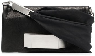 Rick Owens Beveled shoulder bag