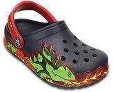 Crocs CrocsLights Fire Dragon Clog