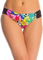Trina Turk Swimwear Balboa Shirred Side Hipster Bikini Bottom 8142860