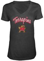 NCAA Maryland Terrapins Women's V-Neck T-Shirt