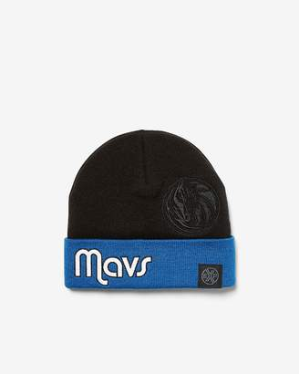 Express Dallas Mavericks Nba Beanie