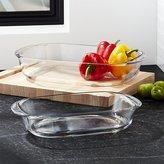 Crate & Barrel Duralex Rectangular Baking Dishes