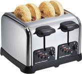 Hamilton Beach 4-Slice Classic Chrome Toaster