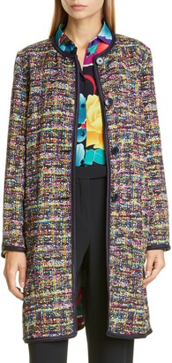 Etro Reversible Tweed Jacket