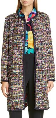 Etro Reversible Tweed Jacket