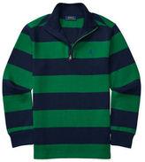 Ralph Lauren Boys 8-20 Boys Striped Sweatshirt