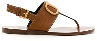 Valentino VLOGO flip flop sandals
