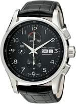 Hamilton Men's HML-H32716839 Jazzmaster Dial Watch