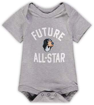 Otis Unbranded Infant Garb Gray Tennessee Volunteers Future All-Star Bodysuit