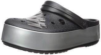 Crocs Women's Crocband Platform Kiss Clog
