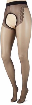 Orion Women's Strumpfhose-25102861611 Dress Sock