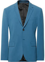 Joseph Blue Reading Stretch-Twill Suit Jacket