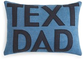 "Alexandra Ferguson Text Dad Decorative Pillow, 10"" x 14"""
