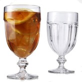 Libbey Gibraltar Iced Tea Glasses Set of 12 - Clear