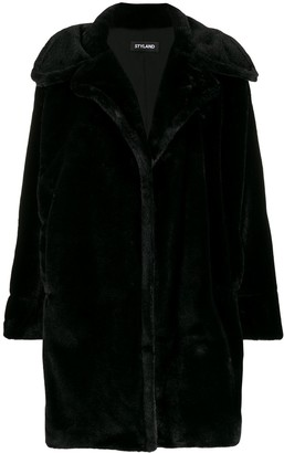 Styland Faux Fur Oversized Coat