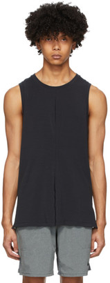 Nike Black Yoga Tank Top