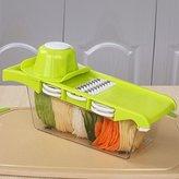BEEST Multifunctional shredder shredding device potatoes vegetables chipper grater wire brush slicer kitchen gadget