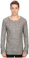Matiere Smith Japanese Linen-Cotton Henley