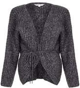 Yumi Wrap Jacket with Tie Waist