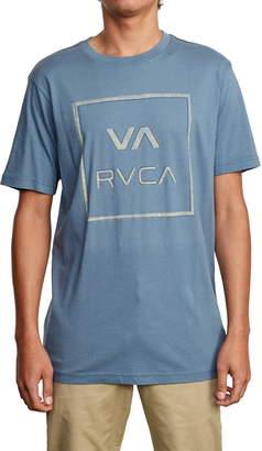 RVCA Unregistered Logo Graphic T-Shirt