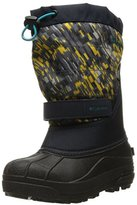 Columbia Youth Powderbug Plus II Print-K Snow Boot