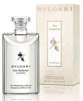 Bvlgari Eau Parfumee au the blanc Collection Shampoo Shower Gel 6.8 oz.