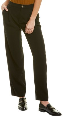 Vince High-Waist Tapered Pant