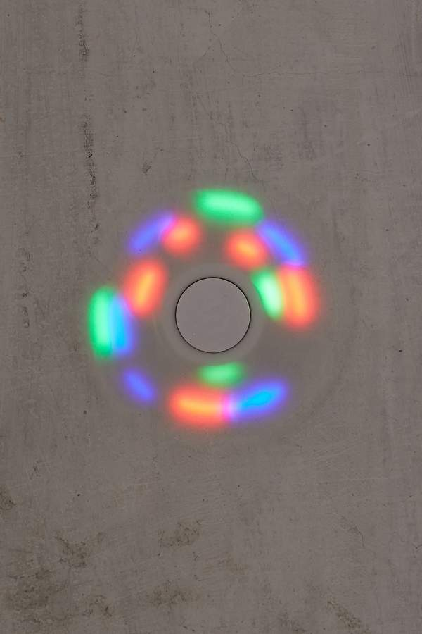 Urban Outfitters Light-Up LED Fidget Spinner